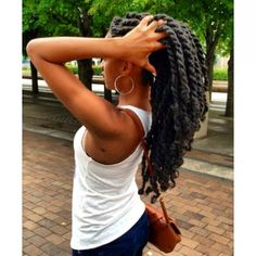 Ideas Braids Long Box Marley Twists For 2019 Marley Twists, Marley Twist Styles, Marley Braids, Pelo Natural, Natural Hair Tips, Natural Hair Journey, Natural Hair Styles, Protective Hairstyles, Braided Hairstyles