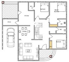 House Plan ID-17034, 5 bedrooms with 4168+1775 bricks and 135 corrugates Bungalow Floor Plans, Brick Laying, House Construction Plan, Big Living Rooms, Roof Cleaning, Pool Installation, Monster House Plans, Butterfly House, Roof Styles
