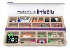LittleBits Premium Kit | Maker Shed
