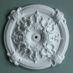 Gothic Plaster Ceiling Rose 440mm dia. MPR002