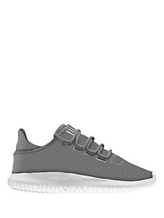 Adidas - Tubular Shadow Slip-On Textured Sneakers