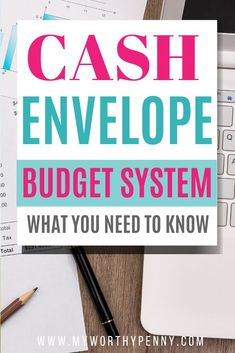 What you Need to Know About Envelope System Of Budgeting - My Worthy Penny - Finance tips, saving money, budgeting planner Budgeting System, Budgeting Finances, Budgeting Tips, Envelope Budget System, Cash Envelope System, Budget Envelopes, Cash Envelopes, Savings Planner, Budget Planner