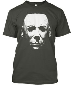 Discover Michael Myers Horror Halloween T-Shirt, a custom product made just for you by Teespring. - Michael Myers Horror Halloween Shirt ✓ Not. Michael Myers, Halloween Horror, Halloween 2, Horror Shirts, Michaels Halloween, Horror Masks, Halloween Sweatshirt, T Shirt Costumes, Deep