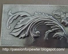 Passion for Pewter