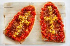 Bruschetta, Pizza, Kids Meals, Hot Dogs, Holiday Recipes, Tapas, Brunch, Snacks, Dinner