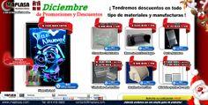 Diciembre de Promociones y Descuentos  Sitio Web: http://maplasa.com/promociones.php O llámenos al número: +52(614) 410-5822