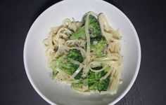 Broccoli Mushroom Pasta  - Real: The Kitchen and Beyond