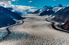 The Salmon Glacier, British Columbia. We'll see this beauty on the drive to Stewart, B.C.