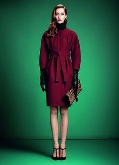 Collezione Gucci Pre-Fall 2013 - MarieClaire