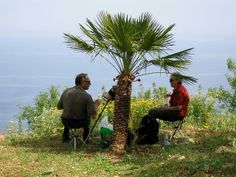 Picnic in the Zingaro NP Sicily