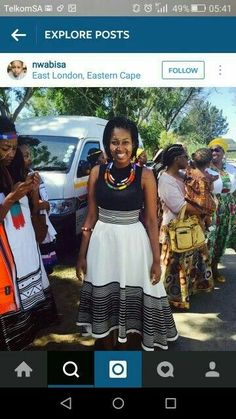 Xhosa Attire, African Attire, African Wear, African Love, African Design, African Beauty, African Print Dresses, African Fashion Dresses, African Dress