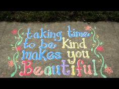 The Sidewalk Chalk Project Chalk One Up Inspirations Volume 6