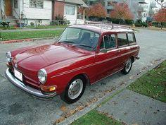 Volkswagen Squareback@saraduncan
