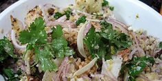 Delicious cauliflower salad all the rage at the moment