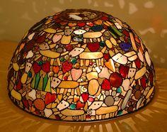 末友 章子のステンドグラス Diary Stained Glass Crafts, Stained Glass Lamps, Stained Glass Windows, Mosaic Rocks, Mosaic Glass, Glass Art, Tiffany Glass, Mosaic Projects, Pretty Lights