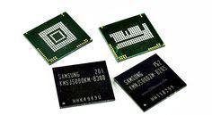 Ya estarían listos los chips DDR3 de Samsung los de mayor capacidad y posiblemente se estrenen en Galaxy Note 4.