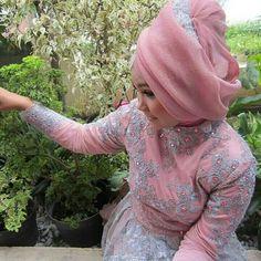 It's kebaya hijab style