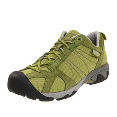 """""""Ready to hit the trails next year? The Keen Ambler Mesh shoes are one of our three must-have products for hiking."""" #keen #hiking #shoes #trails health.com"""