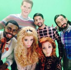PTX and Lindsey Stirling
