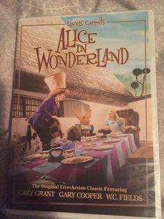 Alice in wonderland DVR