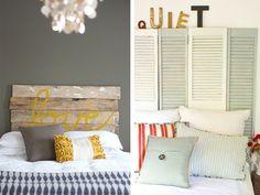 Il fai da te in camera da letto - Rubriche - InfoArredo - Arredamento e Design per la tua casa