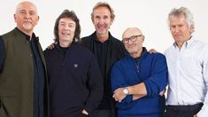 Phil Collins Announces He And Genesis Members Will Reunite For Epic Comeback Tour! | Society Of Rock Videos