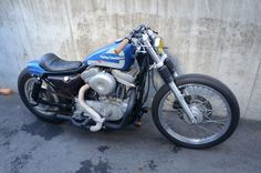 Harley-Davidson XL Sportster 883 by Flakes Motorcycle
