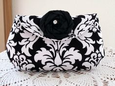 Just added this great clutch to my sale section