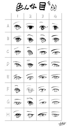 Body Drawing Tutorial, Manga Drawing Tutorials, Drawing Tips, How To Draw Anime Eyes, Manga Eyes, Drawing Face Expressions, Anime Sketch, Eye Sketch, Art Drawings Sketches Simple