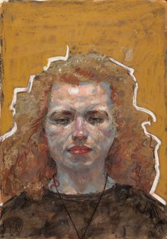 Portrait of Lena, Craig Hanna Pastel Drawing, Painting & Drawing, Portraits Pastel, Rue Bonaparte, Hanna, L'art Du Portrait, Epic Art, Drawing Techniques, Art Sketchbook