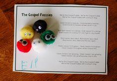 gospel fuzzies …