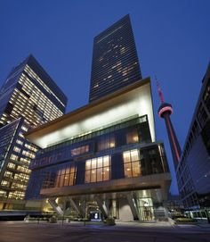Stayed at The Ritz Toronto
