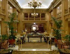 Fairmont-Olympic Hotel