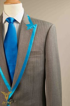 Extravagant Fancy Wedding Suit — De Oost Bespoke Tailoring