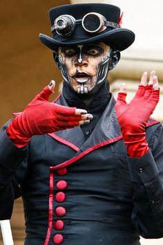 Steam Powered Giraffe Without Makeup | Recent Photos The Commons Getty Collection Galleries World Map App ...