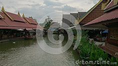 Water Sky River Building Thai - Download From Over 26 Million High Quality Stock Photos, Images, Vectors. Sign up for FREE today. Image: 43950277