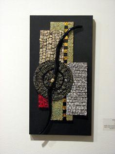Lynn Adamo by Contemporary Mosaic Art, via Flickr