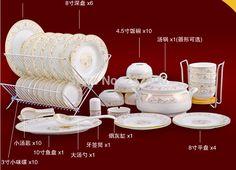 ceram plates 56pcs porcelain sunshine kitchen utensil set dinnerware set bone china dishes dish fancy plates and bowlsset