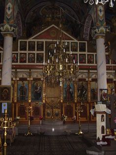 Orthodox Romania, Fair Grounds, Spaces