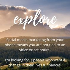Are you need to earn a little extra cash or maybe need a full time income? I'll teach you how to make money from your phone on social media. Visit my website. Wellness Products, Extra Cash, Social Media Marketing, Health And Wellness, How To Make Money, Finance, It Works, Teaching, Website