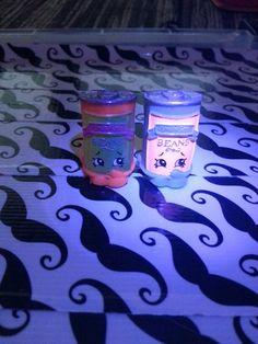 Glow shopkins Glow
