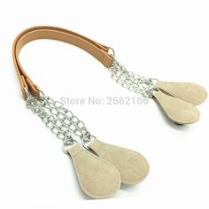 65 cm 1 paia maniglia corda per l'italia obag spiaggia borsa di modo di stile per obag accessori maniglia 2017