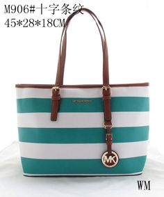 bfb8a98c4610 Michael Kors Striped Travel Large Blue Totes Are High Quality And Cheap  Price! Louis Vuitton Sale For Cheap