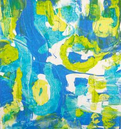 Abstract Painting Course: Learn to create exciting abstract artworks using mixed media techniques. Brisbane and Gold Coast