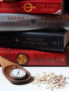 If you love the Outlander series as much as I do, check out The Outlander Kitchen.