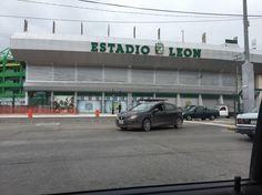 Estadio de Leon (futbol Mex)