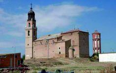 Iglesia de Santa María del Castillo de Villaverde de Medina - Destino Castilla y León