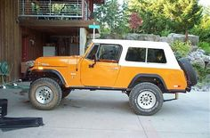Jeepster Builds | 1971 Hurst Jeepster Commando - Page 5 - Jeep Wrangler Forum