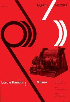 Aldo Calabresi — Argani elettrici, Loro e Parisini Milano