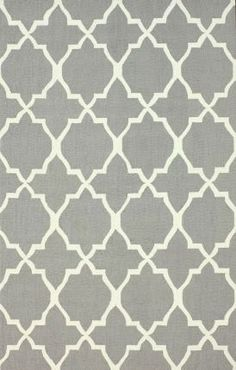 Rugs USA Homespun Nelina Trellis Grey Rug almost 9x12 $906 plus discount/backordered until 6/30